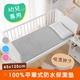 精靈工廠 幼兒專用。吸濕排汗專利~兒童防水平單式保潔墊65X125(B0036-B)