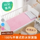 精靈工廠 幼兒專用。吸濕排汗專利~兒童防水平單式保潔墊60X120(B0036-A)