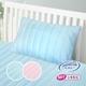 精靈工廠 專利防潑水抗菌防蹣舒柔鋪棉保潔枕套/二色任選(B0553)