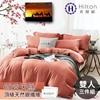 圖片 Hilton 希爾頓 仙境系列頂級60支紗純100%天絲銀纖維床包三件套-雙人/二色任選(B0888-M)