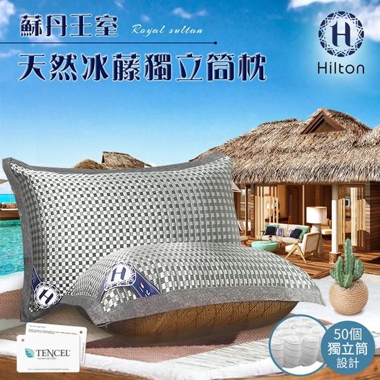 希爾頓 枕頭