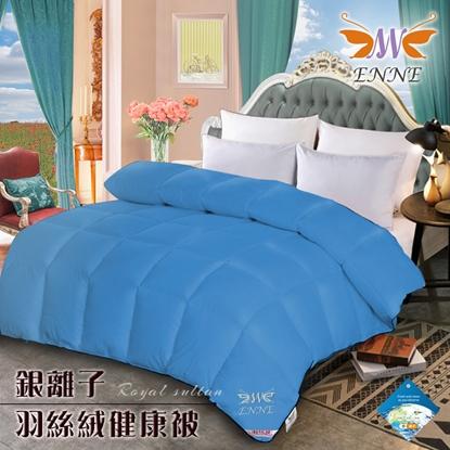 【ENNE】五星級酒店專用銀離子羽絲絨被2.2kg/四色任選(B0155)