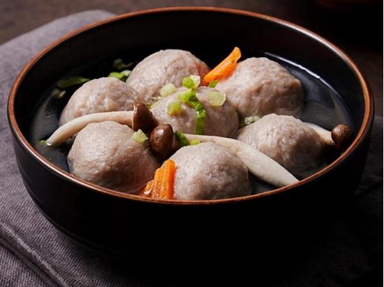 圖片 【海瑞】桐德黑豚肉摃丸