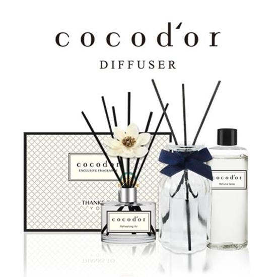 圖片 韓國cocodor室內擴香禮品組