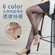 【DR.WOW】全透明超彈性透膚絲襪四色(6雙入)