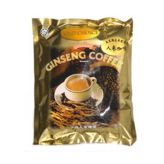 圖片 馬來西亞 金寶 人蔘咖啡-4袋/組
