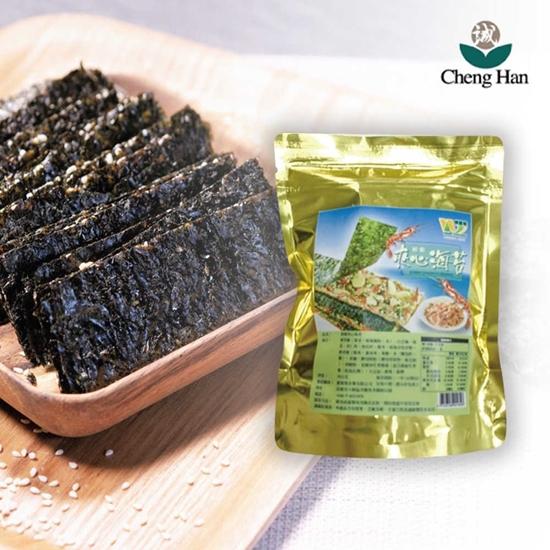 圖片 【XINCHI】新鮮海味鮮蝦海苔超值12入組