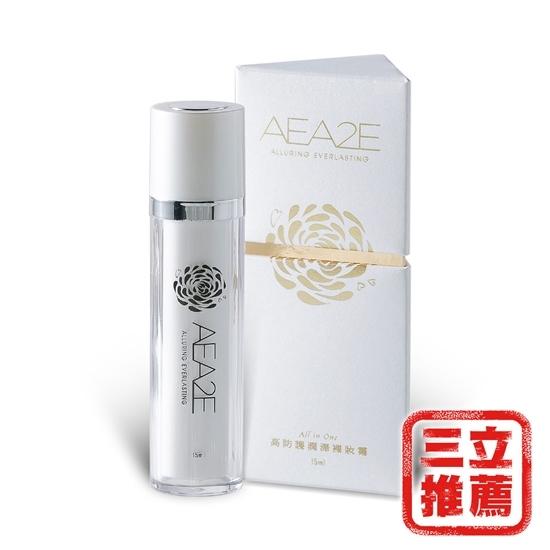 圖片 AEA2E All-in-one高防護潤澤裸妝霜2入組-電