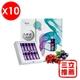 【古酵寶】古酵寶益生菌10盒(共100瓶)送膠原蛋白凍3盒-電