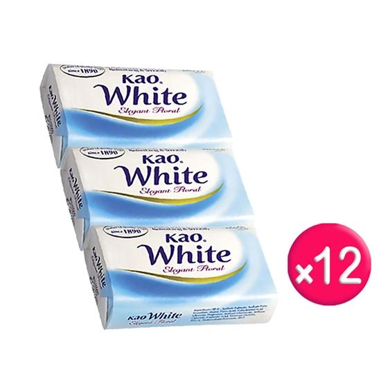 圖片 【Kao 花王】White 優雅花香/清新花香 香皂 130g 36入