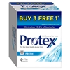 圖片 【Protex】保庭 持久清新/草本抗菌/沁心酷涼 抗菌保濕香皂 75g 買3送1共4入x4組