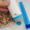 圖片 摩肯DR. SAVE 抽真空機-食品/居家收納 (含5食品袋1大1小收納袋)