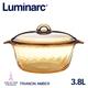 【Luminarc 樂美雅】Trianon 3.8L微晶炫彩透明萬用鍋(ARC-TN38)