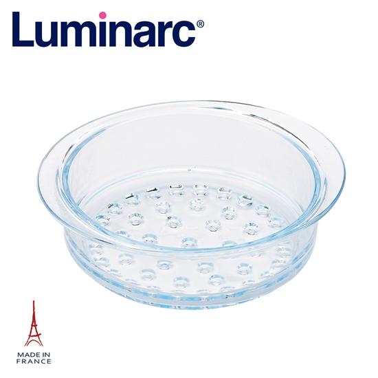 圖片 【Luminarc 樂美雅】透明玻璃蒸籠20CM