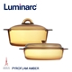 【Luminarc 樂美雅】Pyroflam 微晶透明鍋組(2.25L+3.5L)