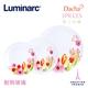 【Luminarc 樂美雅】春之彩繪3件式餐具組(ARC-311-DCH)