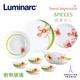 【Luminarc 樂美雅】甜蜜佳人8件式餐具組(ARC-811-SWT)
