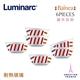 【Luminarc 樂美雅】羅馬假期6入餐碗組(ARC-612-RMH)