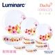 【Luminarc 樂美雅】春之彩繪10件式餐具組(ARC-1011-DCH)