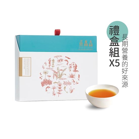 圖片 魚鱻森虱目魚精五盒組(15包入/盒組)