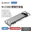 圖片 ORICO TCM2-C3 M.2 SSD 硬碟外接盒