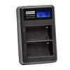 圖片 Kamera液晶雙槽充電器for Sony NP-F550/F570