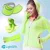 圖片 美肌防曬全配5件組(連帽外套+遮陽帽+大帽沿+袖套+口罩)-美