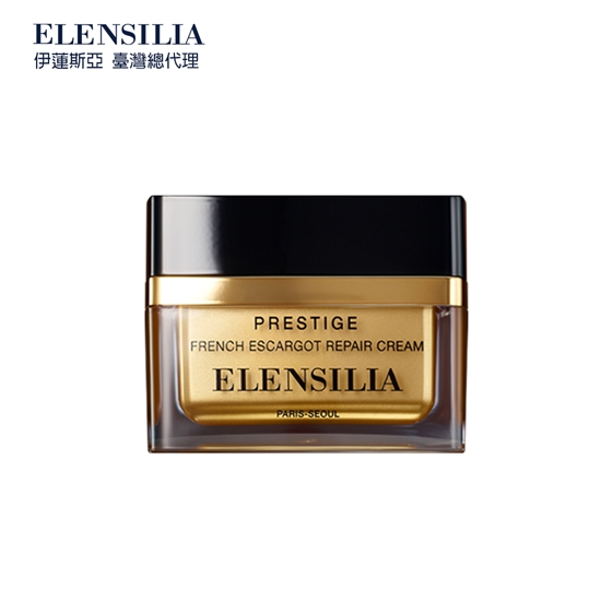 圖片 ELENSILIA 80%蝸牛原液萃取黃金修護霜50g