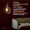 圖片 5入量販包【LUXTEK】6W  黃光 E27 木瓜型 LED燈絲燈泡 取代 螺旋燈泡