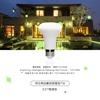 圖片 【TOYAMA特亞馬】LED光控自動防蚊燈泡7W 琥珀色(黃綠光)E27螺旋型 防蚊 驅蚊