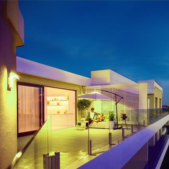 圖片 【防蚊燈管】TOYAMA 防蚊光波 LED T8 4呎日光感應 自動調光 (黃綠光) 四支一組