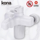 kona無鉛水龍頭 巧品沐浴濾心龍頭組 白色系