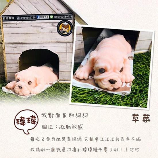 圖片 【麥麥先生】寵愛媽咪預購!! 買 彩虹千層蛋糕 送 狗狗冰蛋糕(口味隨機)/4組