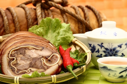 王媽媽香豬捲600g(辣味)x2入