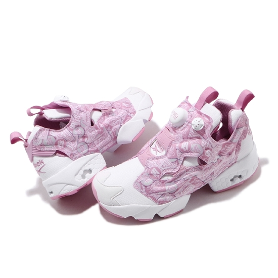 圖片 Reebok  Instapump Fury OG 充氣慢跑鞋 女 EH0971