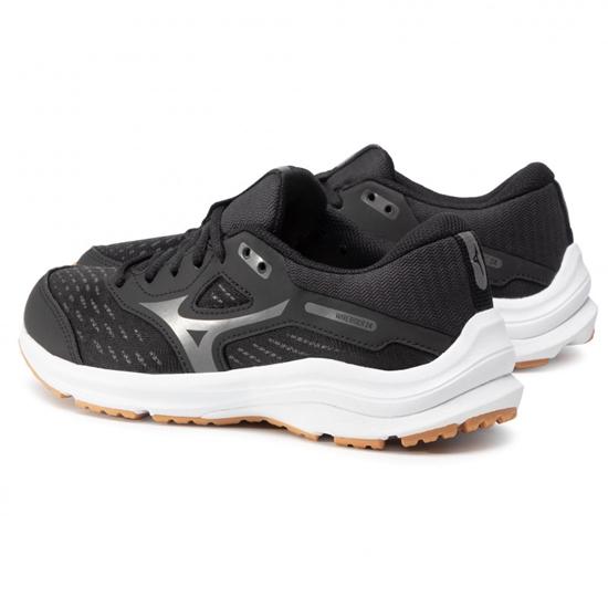 圖片 MIZUNO 美津濃 WAVE RIDER 24 JR 大童款慢跑鞋 K1GC203349