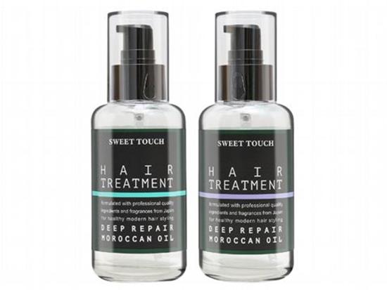 圖片 【直覺Sweet Touch】香水摩洛哥堅果油 100ml (2款)
