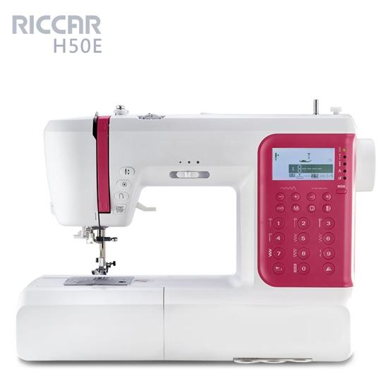 圖片 RICCAR立家H50E電腦式縫紉機