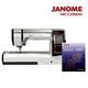 (買一送一)日本車樂美JANOME MC12000刺繡縫紉機加送刺繡軟體組合