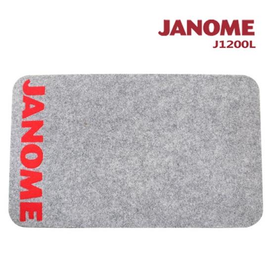 圖片 日本車樂美JANOME 吸音防震墊J1200L