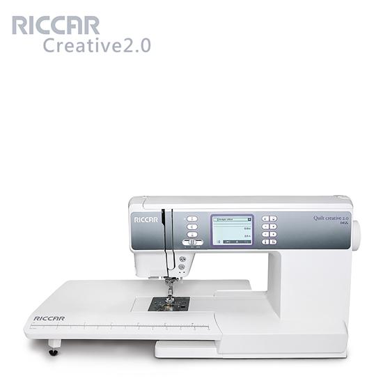 riccar 縫紉機 裁縫機