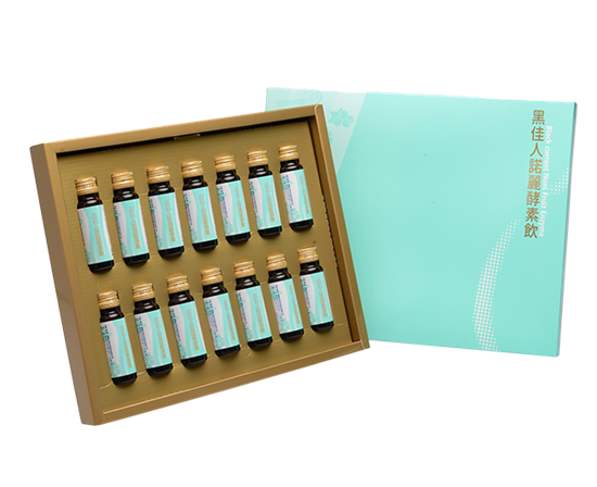 圖片 【沅氣】台灣林試嚴選諾麗果品種 黑佳人諾麗酵素飲(20ml/瓶;14瓶/盒)