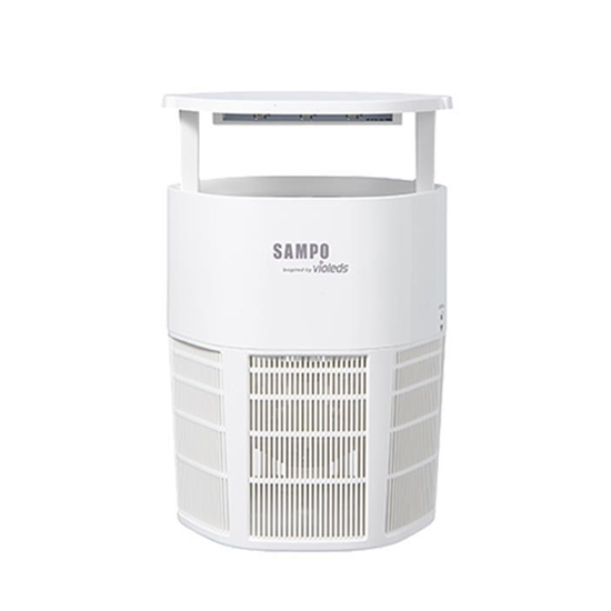 圖片 SAMPO 聲寶 1.5W 強效UV捕蚊燈(輕巧型) ML-WT02E-