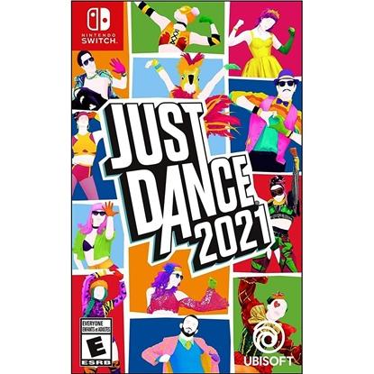 任天堂 Nintendo Switch 舞力全開 2021 Just Dance 2021 中英文版 另可加購手腕綁帶