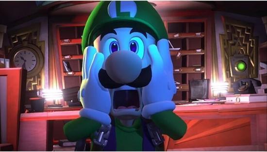 圖片 任天堂 Nintendo Switch 路易吉洋樓3 (中文版) [全新現貨]