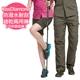 【KISSDIAMOND】防潑水耐刮速乾兩用褲兩截褲(多種穿法適應不同氣候)
