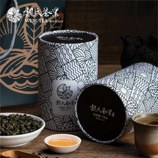 圖片 魏氏茶業WEIS' TEA【紅烏龍】75克 / RED OOLONG TEA