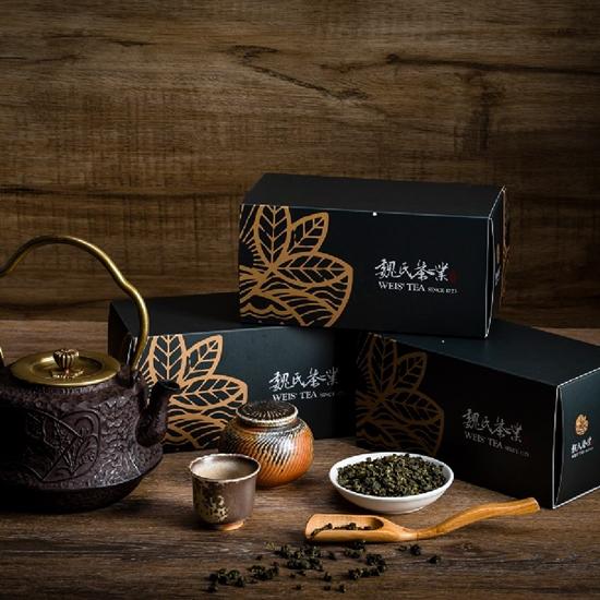 圖片 魏氏茶業WEIS' TEA【清香高山茶物語】75克 / HIGH MOUNT TEA