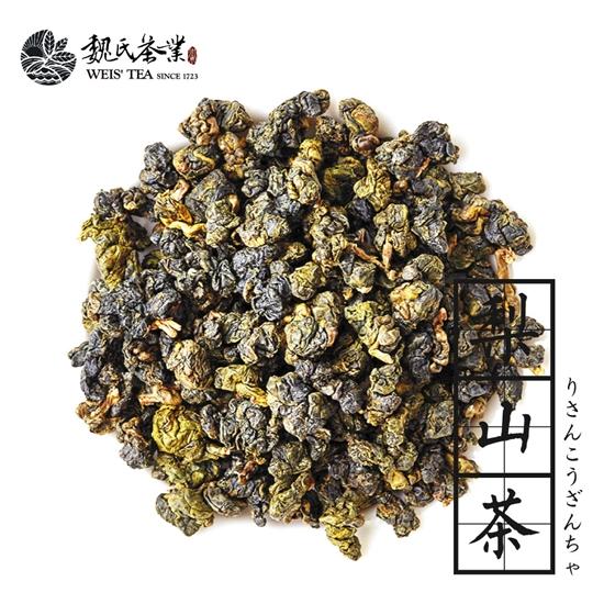 圖片 魏氏茶業WEIS' TEA【梨山茶】75克 / LISHAN TEA