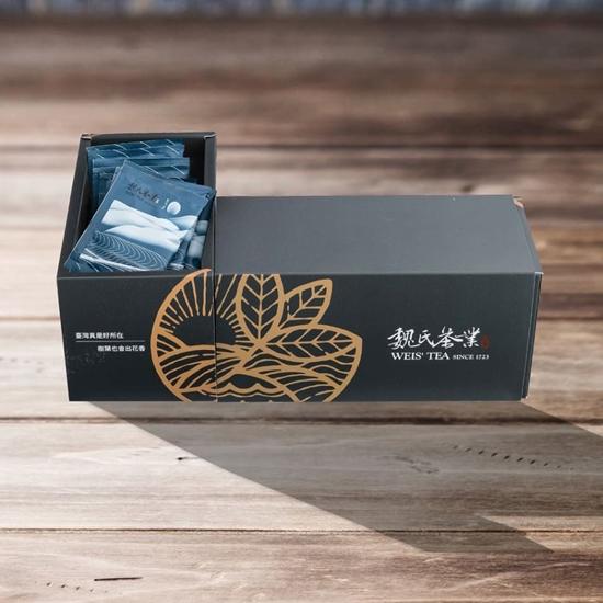 圖片 清香高山茶包禮盒x2盒